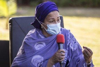 Deuxième jour de la visite au Mali de la Vice-Secrétaire générale des Nations Unies, Amina Mohammed.