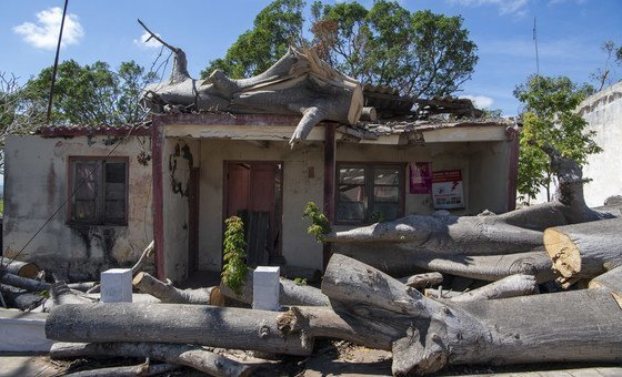 O ciclone tropical Kenneth devastou a província de Cabo Delgado, norte de Moçambique onde 38 pessoas perderam a vida causando mais de 20 mil deslocados.