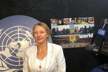 Специальный докладчик ООН по ситуации с правами человека в Беларуси Анаис Марен