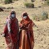 Le HCR a amené une dizaine de cartons de masques à distribuer dans les camps soudanais qui abritent les réfugiés arrivés de Tigré.