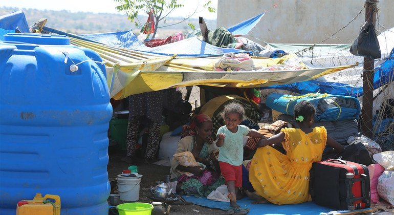 Ethiopia: UN concern mounts over shortages, child welfare, in ongoing Tigray crisis