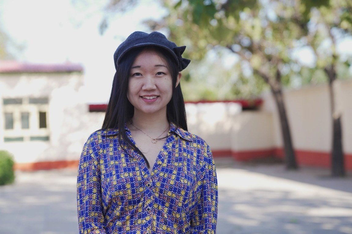 """Xiaoyuan """"Charlene"""" Ren - Charlene is the founder of MyH2O, a data platform connecting clean water resources to rural communities in China."""