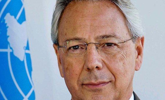 Vice-chefe da Missão da ONU no Haiti em 2010, o brasileiro Luiz Carlos da Costa