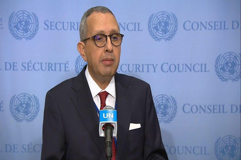 ممثل تونس لدى الأمم المتحدة: سنكون الصوت العربي والأفريقي في مجلس الأمن |  أخبار الأمم المتحدة