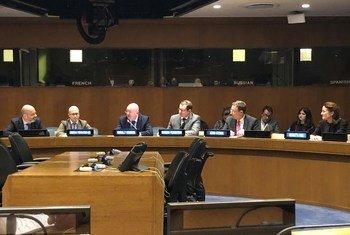 Миссия РФ представила в Нью-Йорке совместные с ООН проекты в области развития.