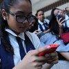 Las redes sociales son una gran influencia en la vida de los jóvenes.