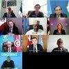 Les membres du Conseil de sécurité tiennent une vidéoconférence avec le Bureau des Nations Unies pour l'Afrique de l'Ouest et le Sahel (UNOWAS).