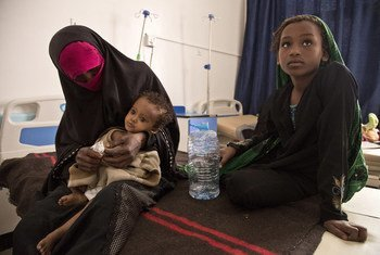 سكان اليمن يستعدون لاستقبال شهر رمضان رغم الصعوبات. (صورة من تموز/يوليو 2017)