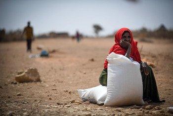 En 2019, l'Ethiopie a connu une grave crise alimentaire.