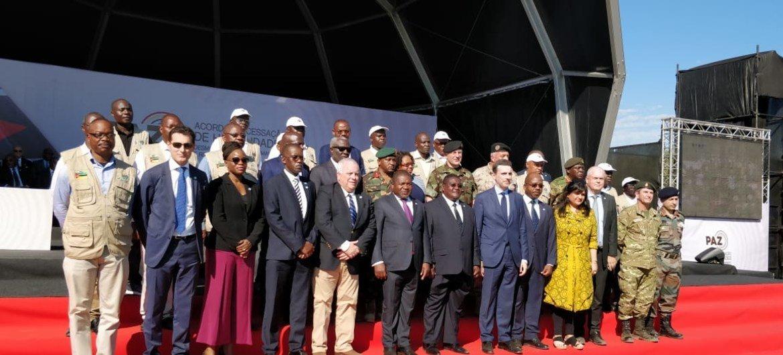 Acordo foi negociado nos últimos anos. Coordenadora residente da ONU diz esperar que documento abra caminho para paz sustentável
