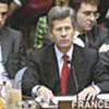 L'ambassadeur Levitte au Conseil de sécurité