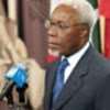 Le Président du Conseil s'adresse à la presse