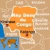 carte de la RDC