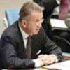 Terje Roed-Larsen au Conseil de sécurité