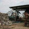 Destructions à Gaza.