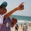 L'été 2009, des milliers d'enfants de Gaza ont battu le record du nombre de cerfs-volants dans le ciel.