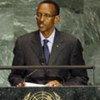 Le président du Rwanda Paul Kagamé.