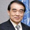 中国外交部副部长李保东。联合国图片