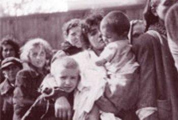 Chaque année, l'ONU rend hommage aux victimes de l'Holocauste.