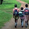 让更多儿童接受教育