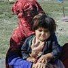 Afghane déplacée dans la province de Takhar