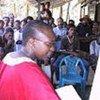 Voter education in East Timor