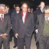 Kofi Annan arrive au Pakistan