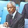 Intervention de Kofi Annan aujourd'hui au Conseil de sécurité