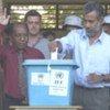 الرئيس غوسماو (صورة من الأرشيف)