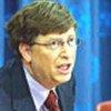 Bill Gates at press briefing today