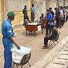 10 mai : journée spéciale de vote pour la police, l'armée et le personnel du Conseil électoral national