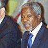Intervention de Kofi Annan à la réunion