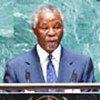 Presidente Mbeki, <br>de Sudáfrica