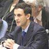 Le président du Conseil de sécurité, M. Stefan Tafrov
