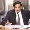 Shashi Tharoor, Chef du Département de l'Information