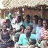 Réfugiés soudanais au camp de Biringi, au nord-est de la RDC