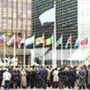 Memorial ceremony at UN Headquarters