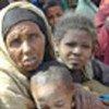 ضحايا المجاعة في جنوبي أفريقيا