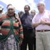 James T. Morris au Lesotho