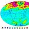 Carte de la couche d'ozone, PNUE