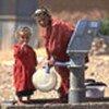 مضخة مياه أقامتها اليونيسف في العراق