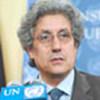 Le président du Conseil,  M. Aguilar Zinser