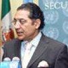 Le Président du Conseil de sécurité, Munir Akram
