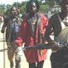 Combatientes en Bunia, <br>República Democrática del Congo