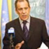 Amb. Lavrov briefs reporters