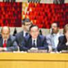 Lancement de l'Appel humanitaire pour l'Iraq