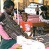 Children's ward at Kakuma camp's hospital