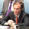Michael Steiner briefs the Council