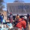 <brАнгольские беженцы готовятся к возращению с лагеря Махеба