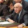 Intervention du Président du TPIY au Conseil de sécurité